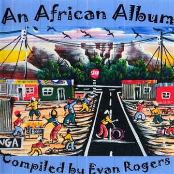 An African Album by Evan Rogers