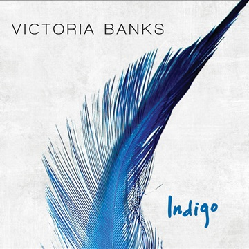 Indigo (Sampler) by Victoria Banks