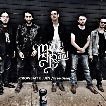 CROWBAIT BLUES Free Sampler EP by Joe Mansman and The Midnight Revival Band