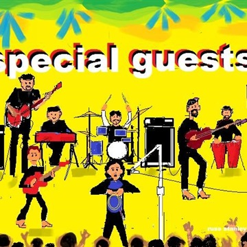 Special Guests : Surfin' In New Hampsha