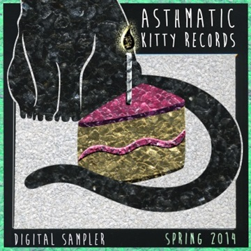 Asthmatic Kitty Records : Asthmatic Kitty Digital Sampler, Spring 2014