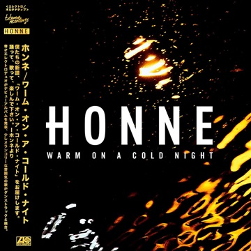 HONNE : Warm on a Cold Night EP