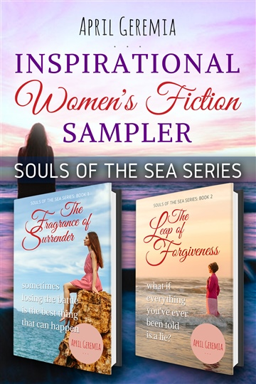 Inspirational Women's Fiction Sampler: Souls of the Sea Series (Books 1-2)