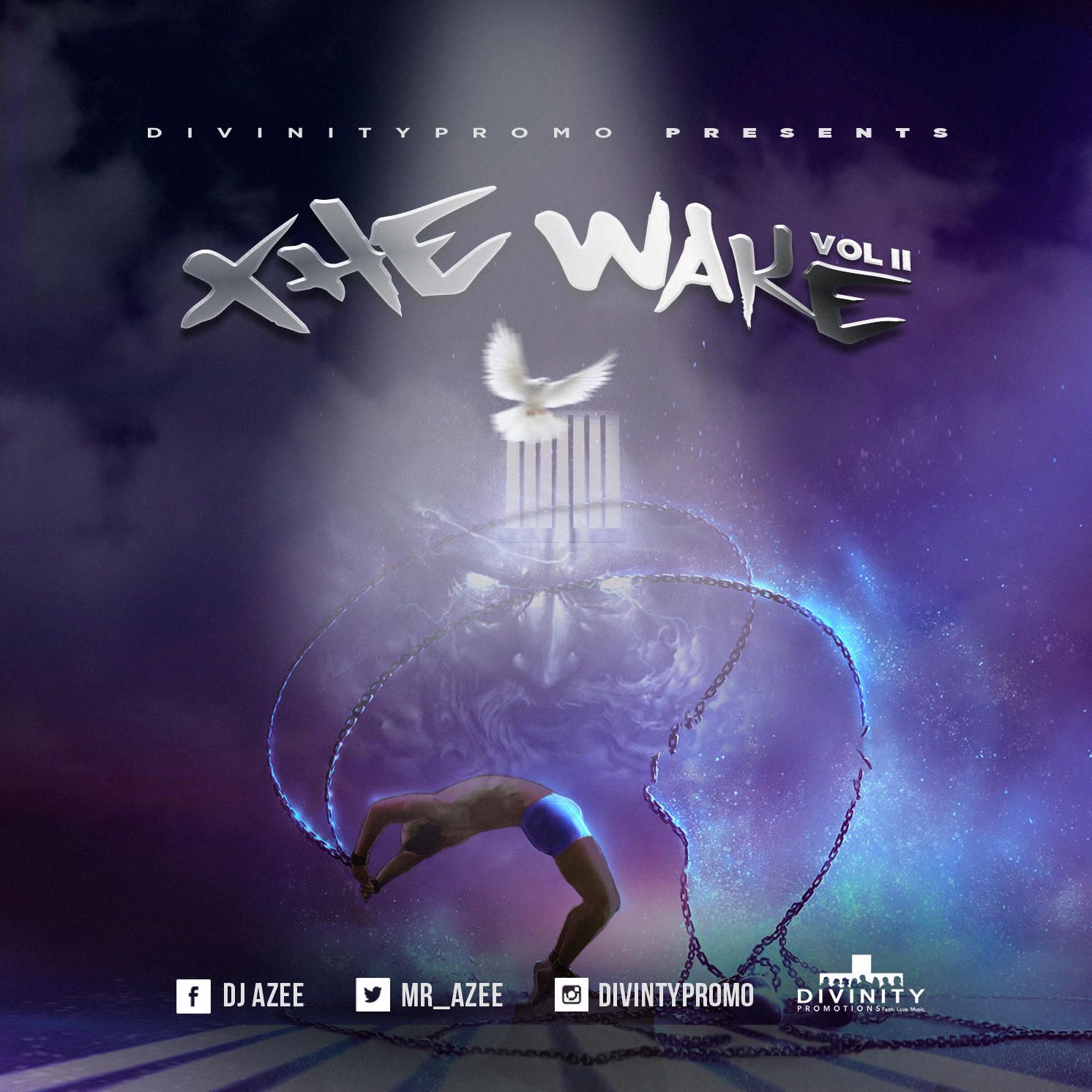 THE WAKE VOL.2 by Dj AZee