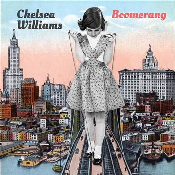 Boomerang by Chelsea Williams