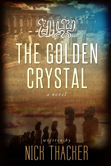 The Golden Crystal by Nick Thacker