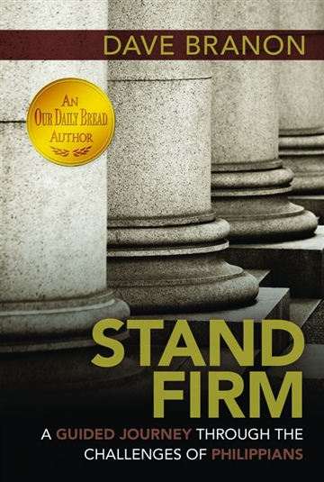 Stand Firm (Sample) by Dave Branon