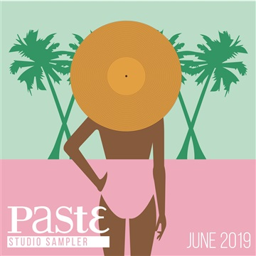 #1 - June 2019 by Paste Studio Sampler