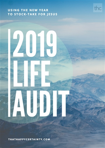 2019 Life Audit by Robin Ham
