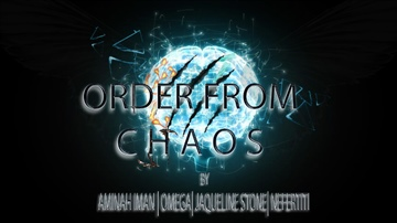 Jaqueline Stone : Order From Chaos by Aminah Iman, Omega, Jaqueline Stone & Neferitti