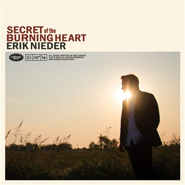 Erik Nieder : Secret of the Burning Heart