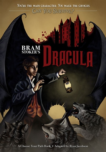 Ryan Jacobson : Bram Stoker's Dracula (Can You Survive?)