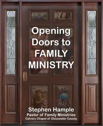 Opening Doors to Family Ministry