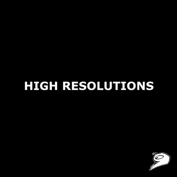 High Resolutions (EP) by LJ Lium