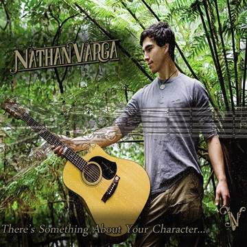 There's Something About Your Character... by Nathan Varga