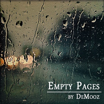 Empty Pages by DeMooz