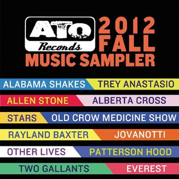 ATO Records : ATO Fall Sampler