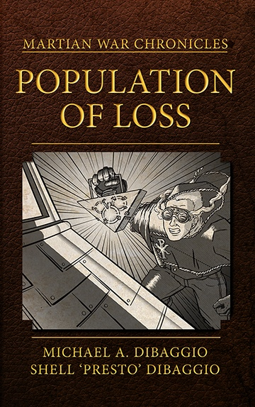 Population of Loss by Michael A. DiBaggio