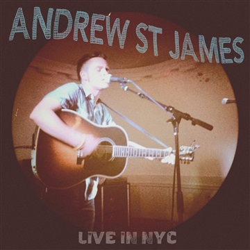 Live In NYC by Andrew St. James