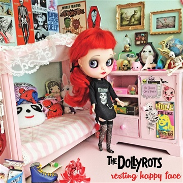 The Dollyrots : Resting Happy Face (Demo EP)