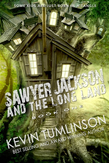 Kevin Tumlinson : Sawyer Jackson and the Long Land