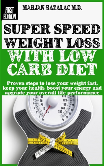 The Secret Revealed: Super Speed Weight Loss with Low Carb Diet by Amaris Oppenheim