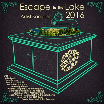 UTR Media : Escape To The Lake 20-Track Sampler (2016)