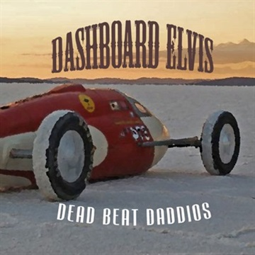 Dashboard Elvis by Dead Beat Daddios