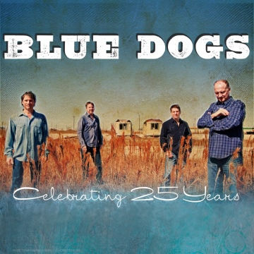 25th Anniversary Sampler #1 by The Blue Dogs