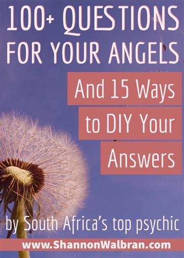 Shannon Walbran - 100 Questions for your Angels :: Free Book