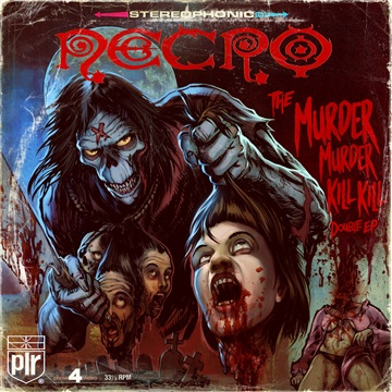 Necro : The Murder Murder Kill Kill Double EP