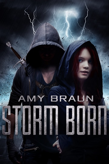 Amy Braun : Storm Born