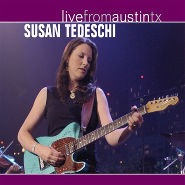 Live From Austin, TX by Susan Tedeschi