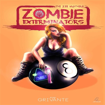 The Zee Brothers : Curse of the Zombie Omelet by Grivante