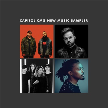 Capitol CMG New Music Sampler by Capitol CMG