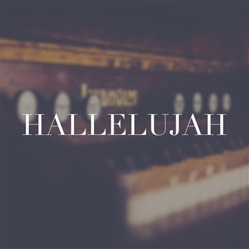 Hallelujah by Randy Wright