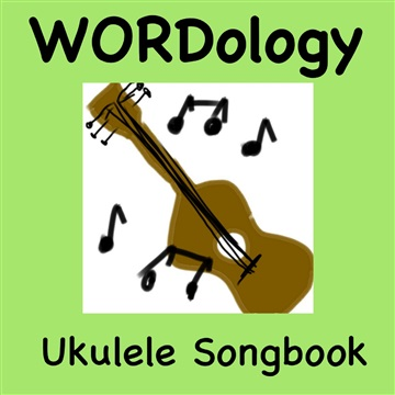 Ukulele Songbook by WORDology