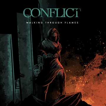 Conflict - Walking Through Flames by HRSUnderground