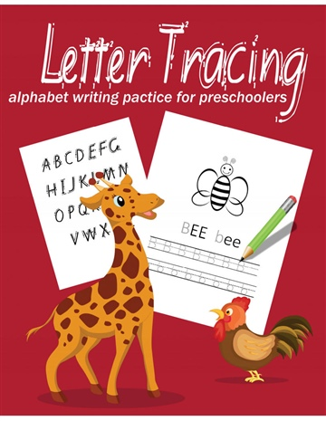Letter Tracing for Kids