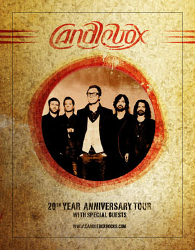 Candlebox : Candlebox: 20th Anniversary Tour