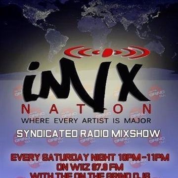 IMixNation Mix Aired April 26 2014 by DJ Sean Blu