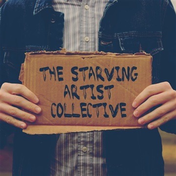 The Starving Artist Collective by The Starving Artist Collective