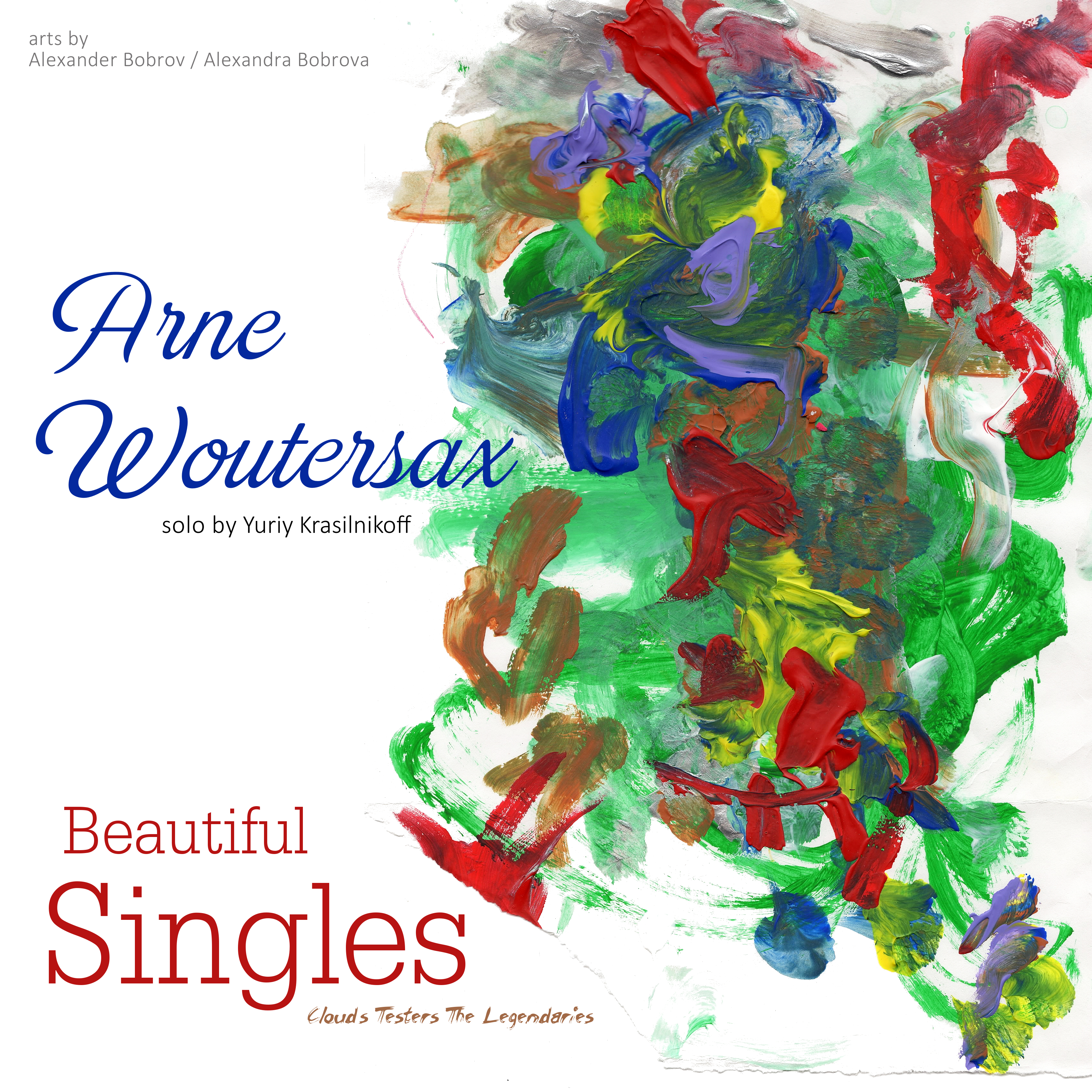 WorldOfBrights : Arne Woutersax - Beautiful SIngles