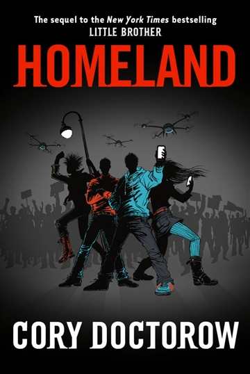 Cory Doctorow : Homeland