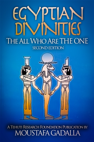 Egyptian Divinities by Moustafa Gadalla