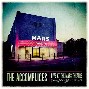 Live at the Mars Theatre