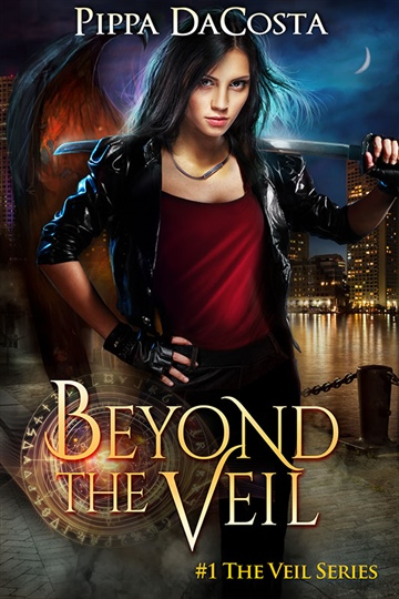 Pippa DaCosta : Beyond The Veil