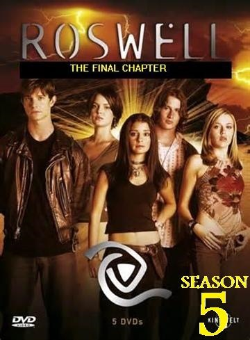 Sean Andre : Roswell The Final Chapter Season 5