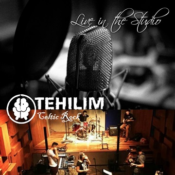 Live In The Studio by Tehilim Celtic Rock