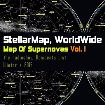WorldOfBrights : al l bo, Sairtech - Map Of Supernovas, Vol. I